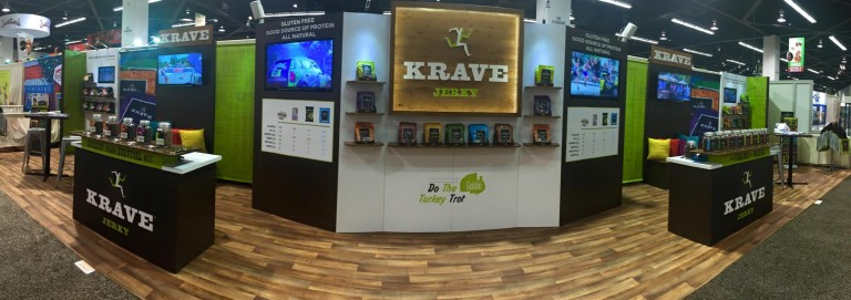 Krave Jerky_Expo West