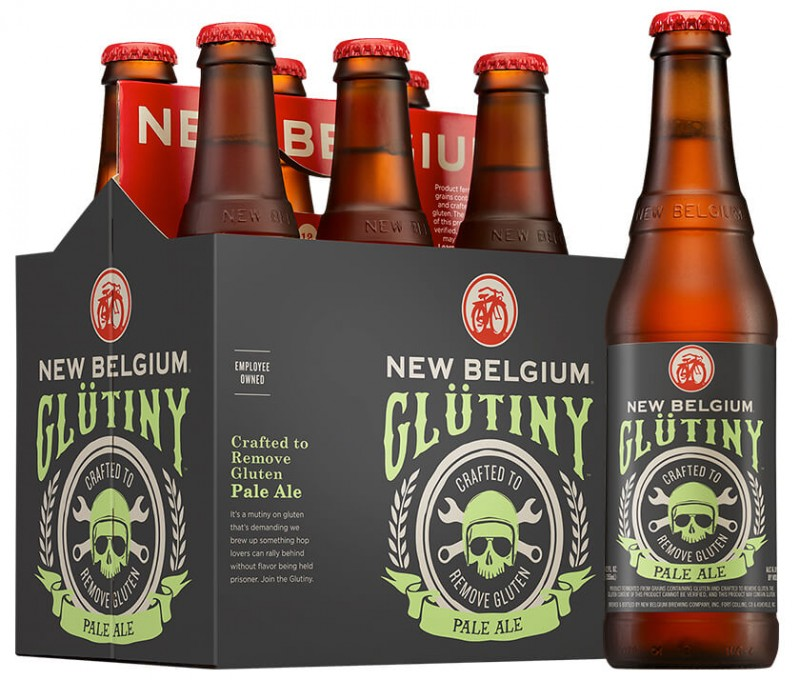 New Belgium Branding Design by Hatch